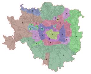 Zone omogenee Milano